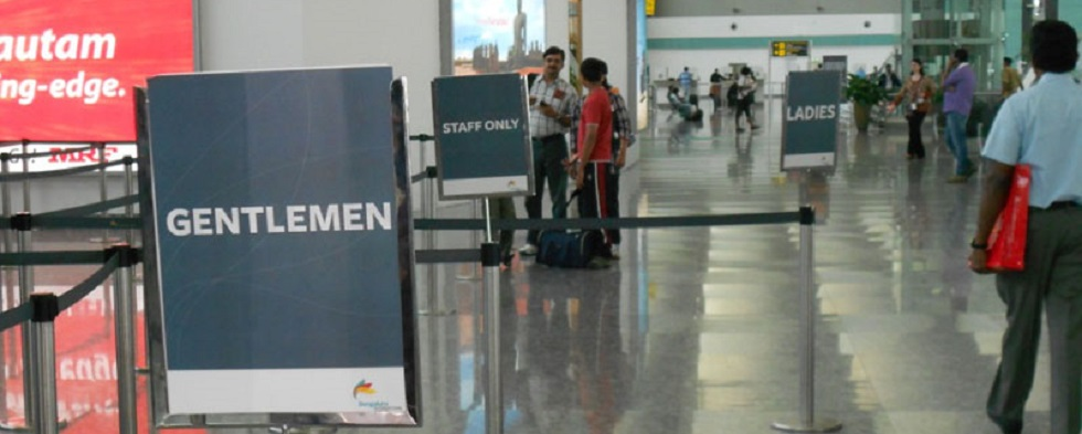At Indian Airports Women Are Segregated and Treated as Potential Threats