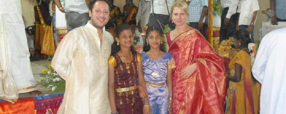 2 Americans Attend Indian Wedding (or how Nick & Angela became Tamil Nadu celebrities) – part 2 of 2