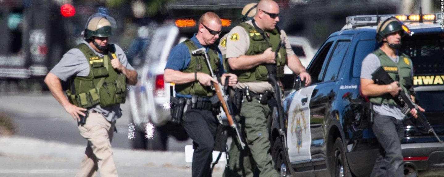 I'm Afraid to Go Home to California for Christmas Following San Bernardino Shooting
