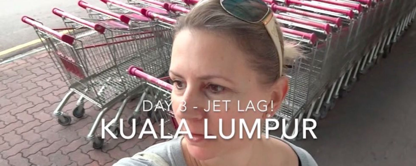 [Video] Expat Life in Kuala Lumpur Day 3: Hunt for Coffee & Food