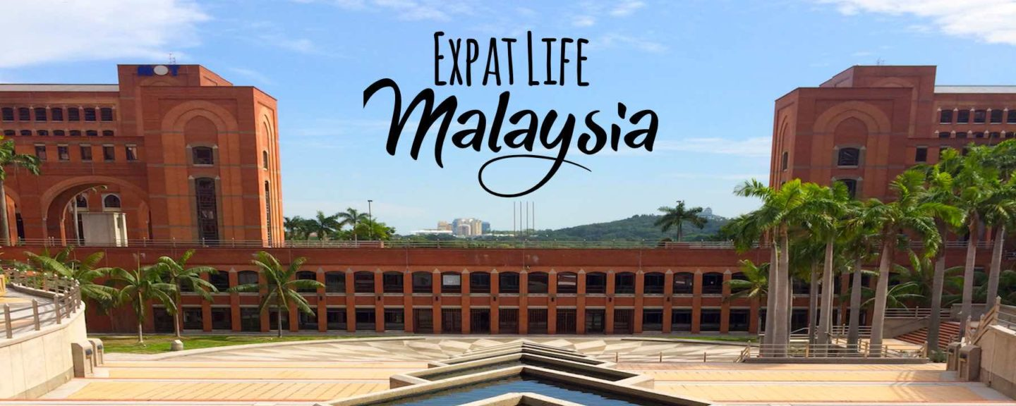 Expat Life in Malaysia: Gorgeous Government Buildings Near Kuala Lumpur in Putrajaya