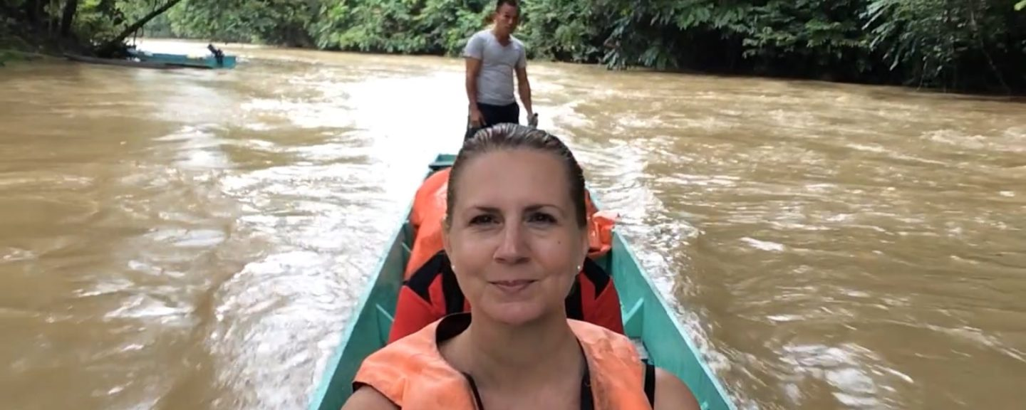 Malaysian Long Boats, Village Life, Caves – Mulu National Park in Sarawak Borneo with Mulu Marriott