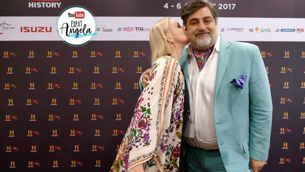 1st Look at HISTORY Con MY with Matt Preston MasterChef Australia Judge